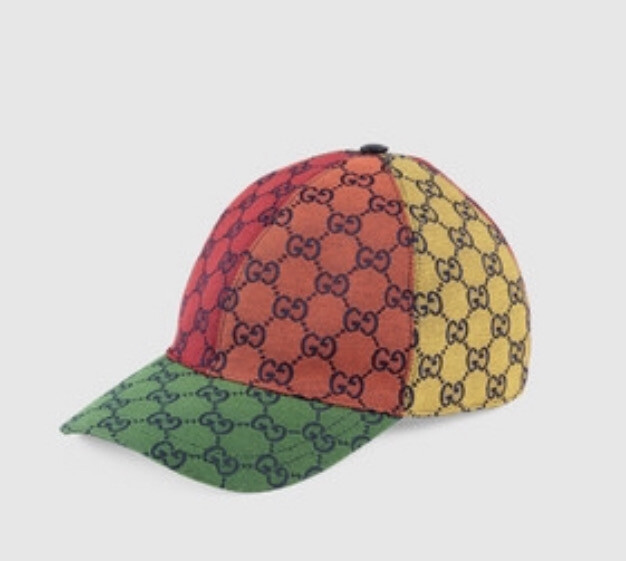 GG MULTI COLOR CAP