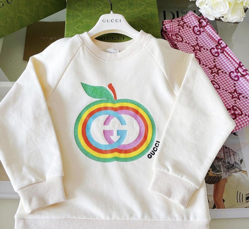 Gucci Apple Shirt