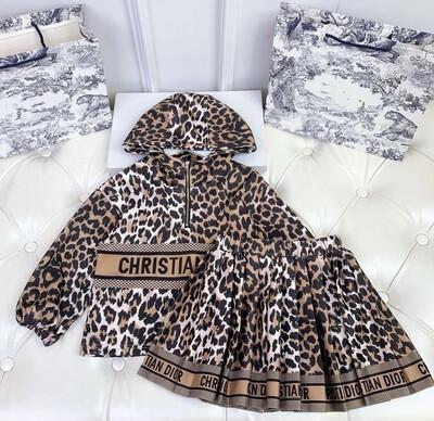 Christian Leopard Dior
