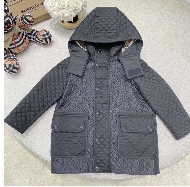 Plaid BUR Coat