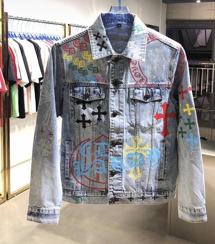 CHROME ❤️ Jacket