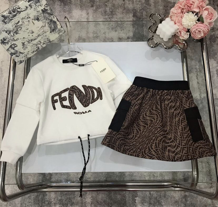 FENDI SHIRT SET