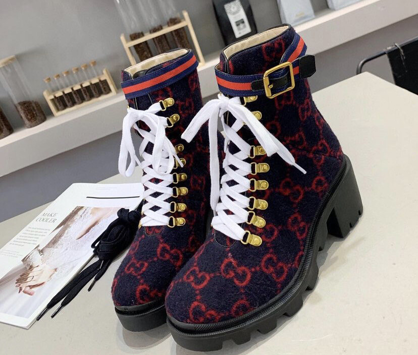 GG Ankle Boots