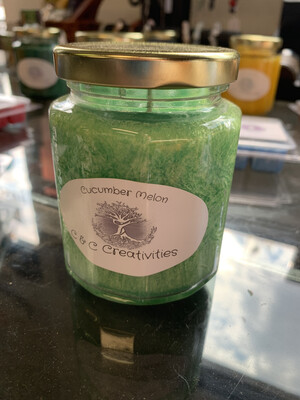 Candle - Cucumber Melon