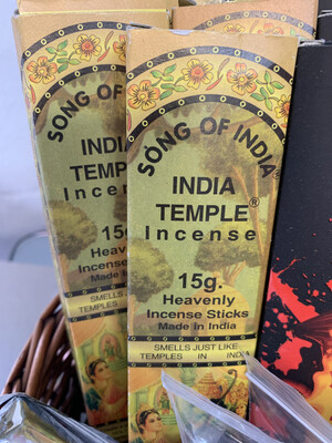India Heavenly Incense