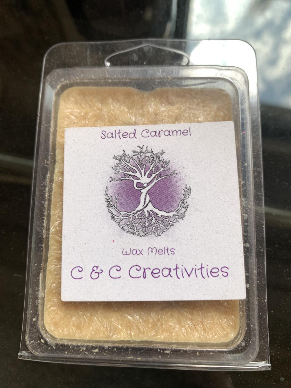 Harvest Salted Caramel Wax