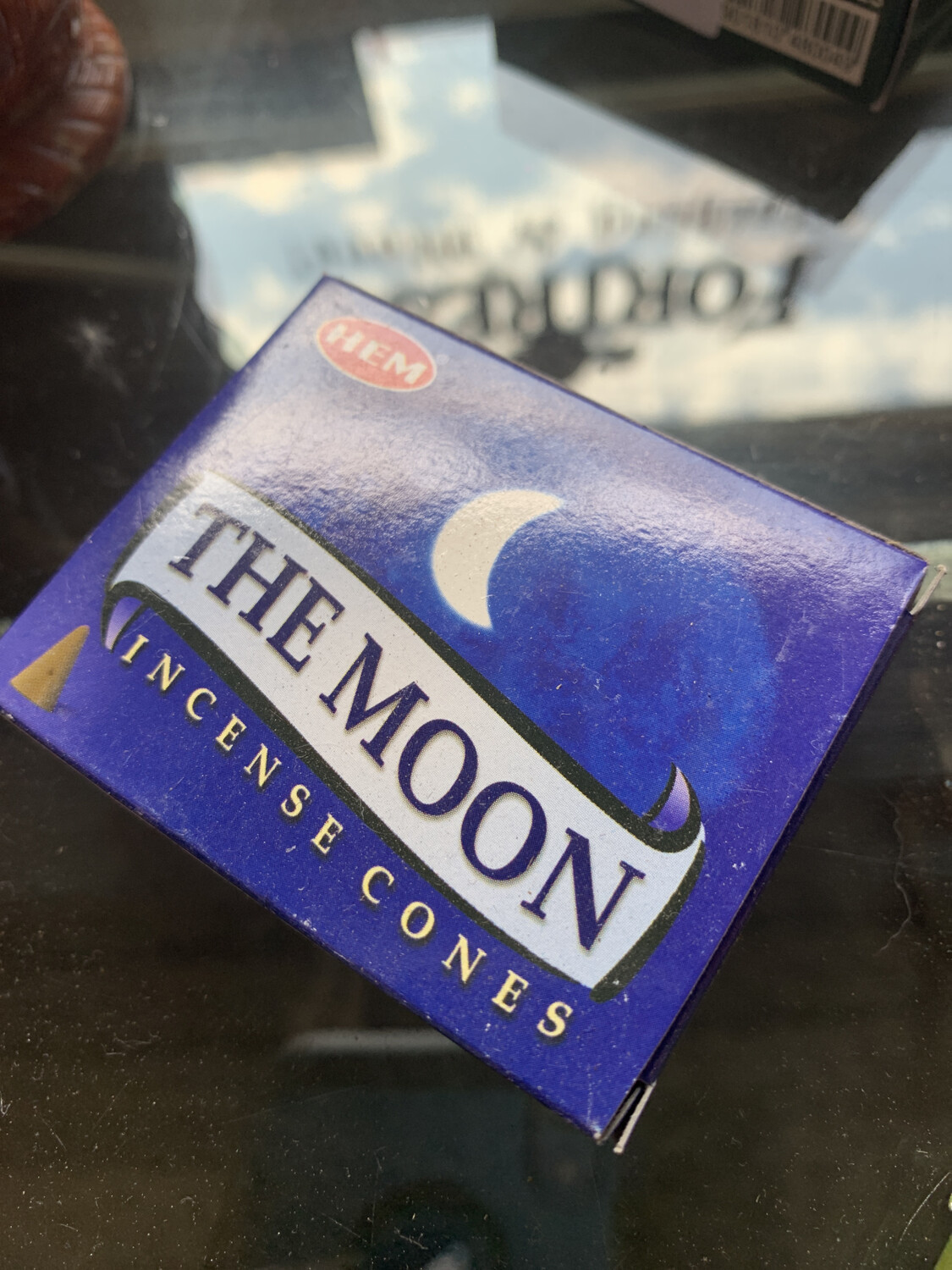 "Incense Cone - ""The Moon Fragrance Incense"""