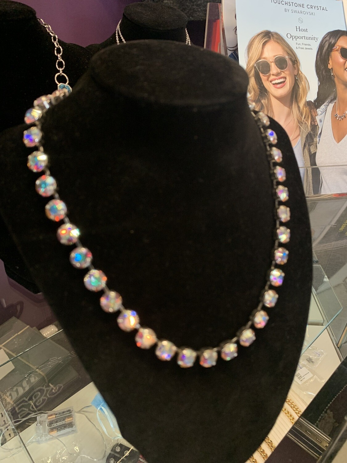 Crystal Glitz Necklace