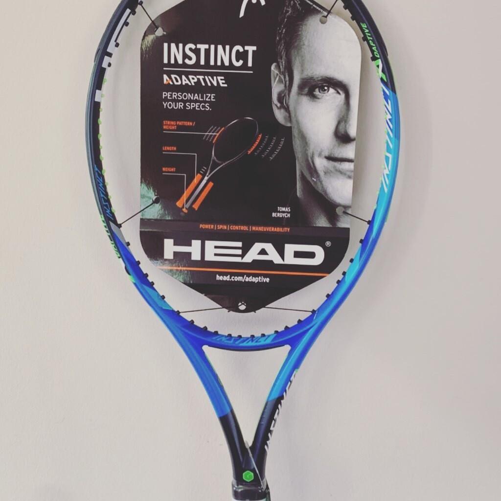 Head Touch Instinct Adaptive 290g 16x19 L1 100in