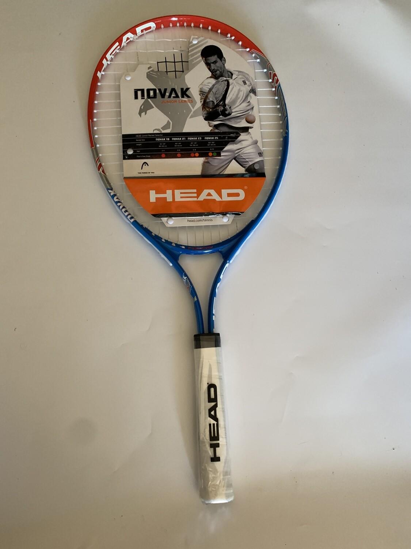 """Head Novak 25"""""""
