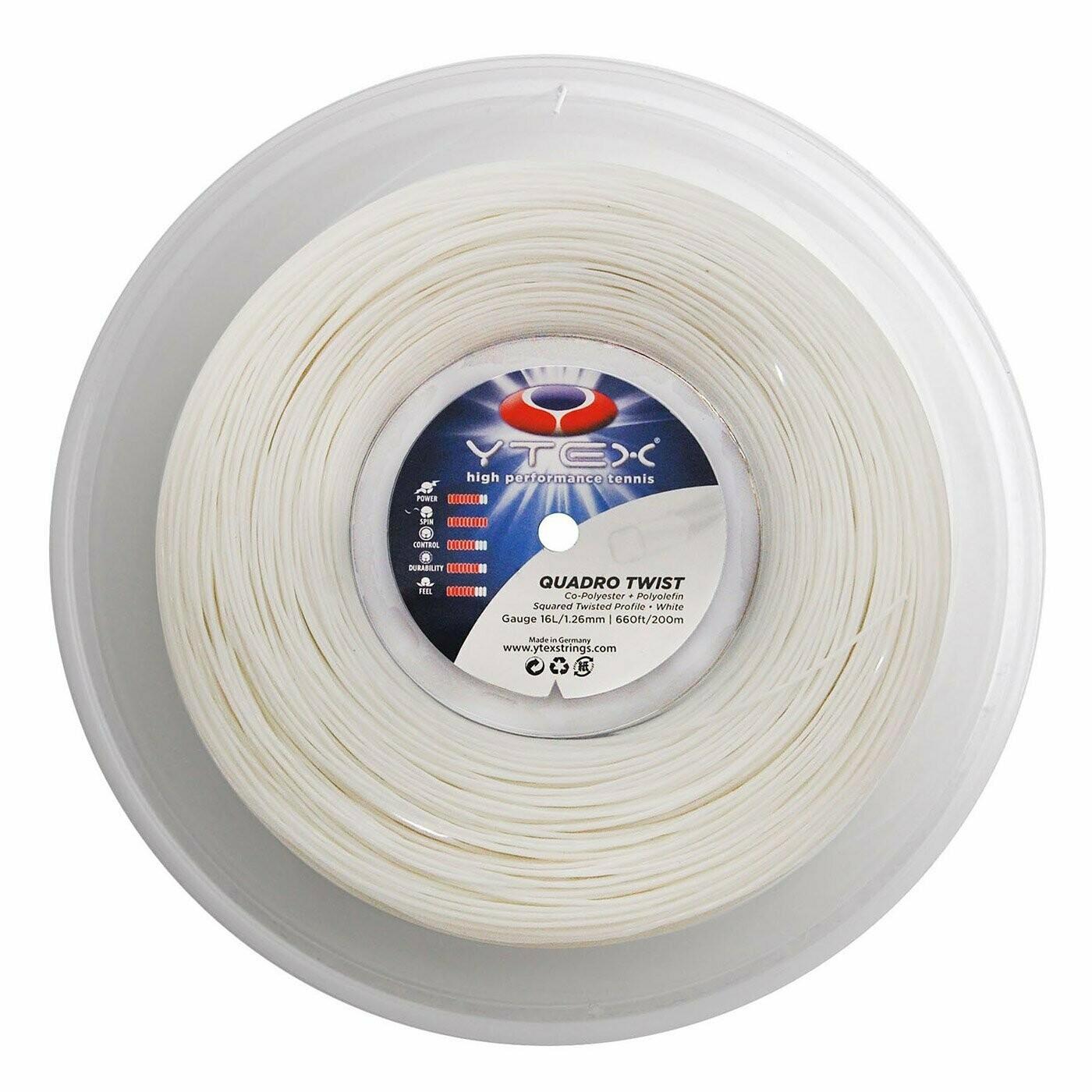 Ytex Quadro Twist White