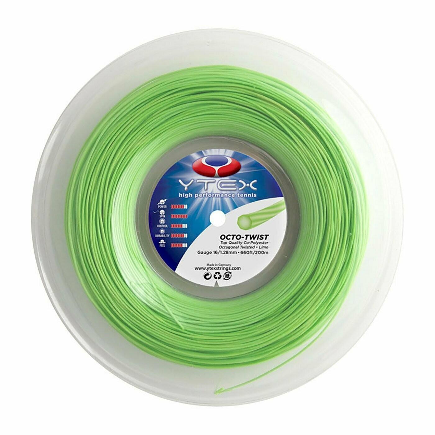 Ytex Octo Twist green