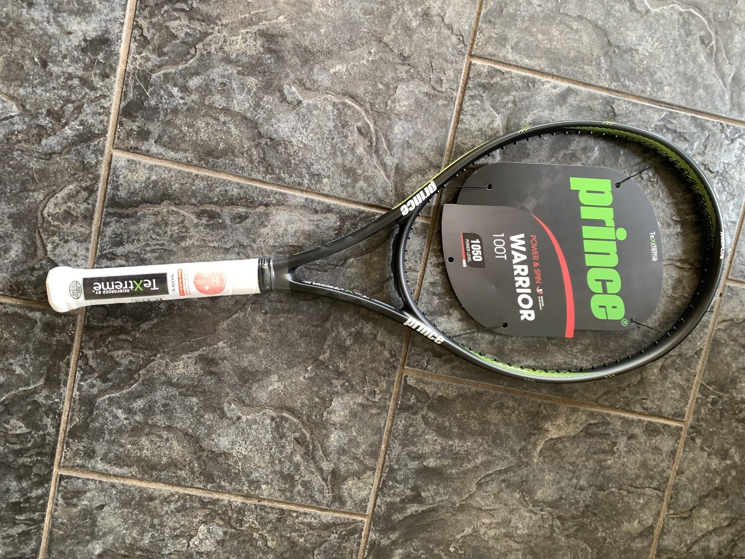 Prince Warrior Textreme 100T LE (Limited Edition) 275g