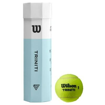 Wilson Triniti Tennis Balls 4 pack