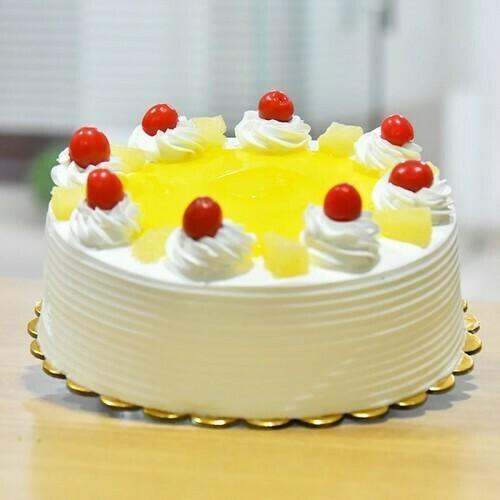 Pineapple - Cake - Regular