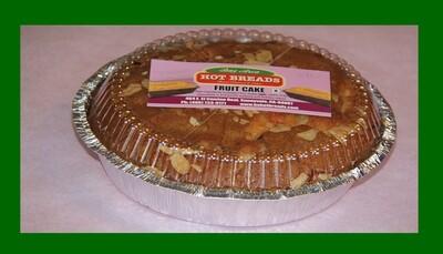 Fruit Cake - Eggless