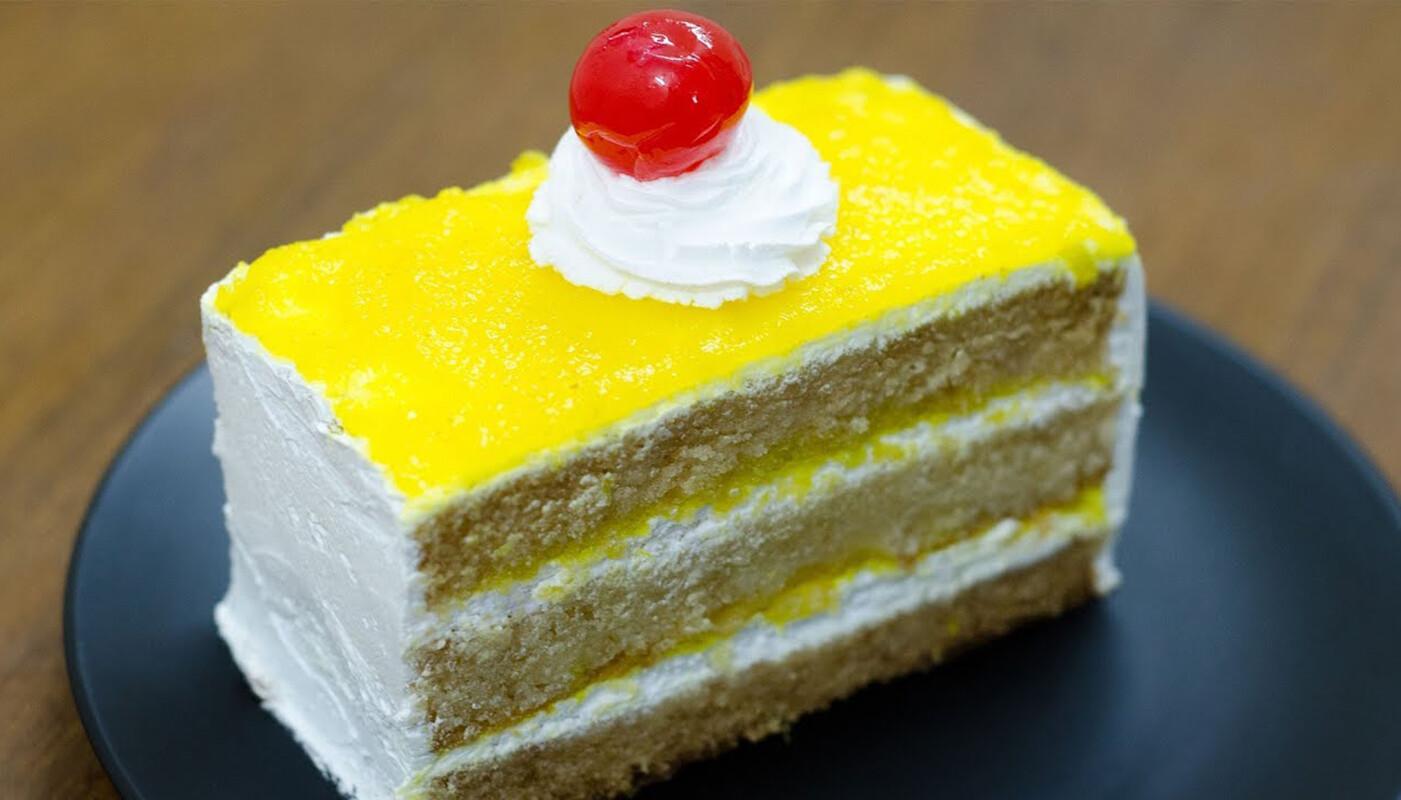 Pineapple - Pastry - Regular