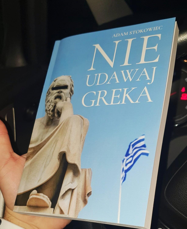 Nie udawaj Greka - przedsprzedaż