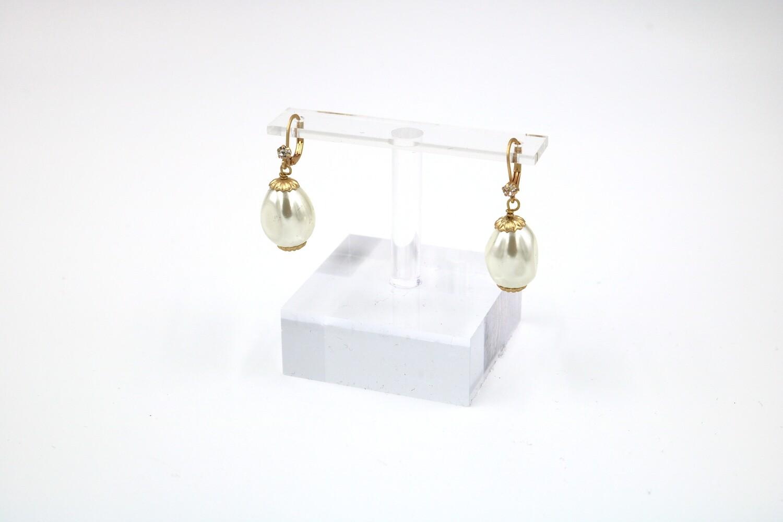Baroque Pearl Drop E/R