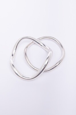 Sterling Bracelets - Set of 2