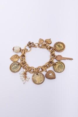 Bracelet, Found Objects