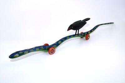 Dona Dalton Snakerider 1 Bird