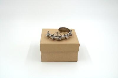 Platon Bracelet - Wide Silver