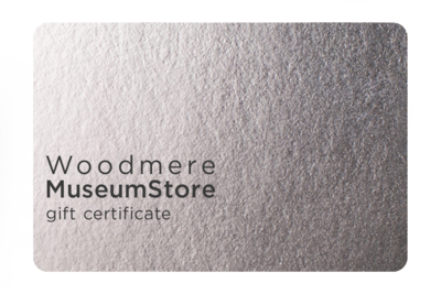 Museum Store Gift Card