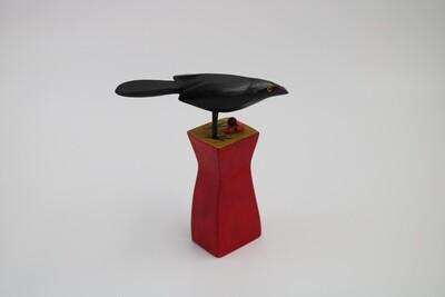 Dona Dalton Bird on Pedestal