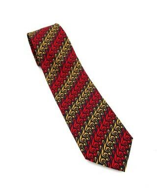 Josh Bach G Clef Necktie