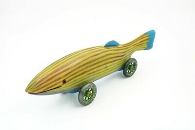 Dona Dalton Big Fish - Stripes