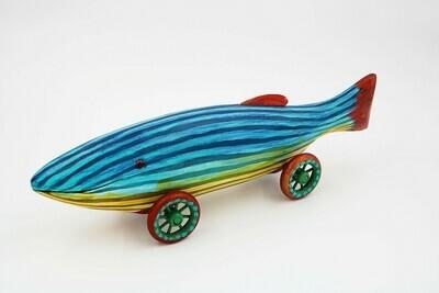 Dona Dalton Big Fish (Stripes)