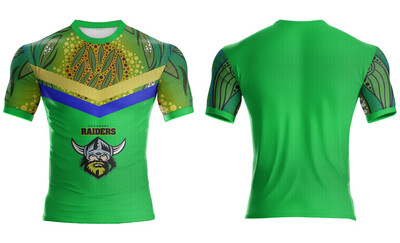 Raiders Indigenous Jersey