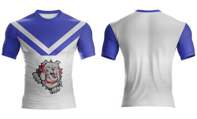 Bulldogs Jersey #2