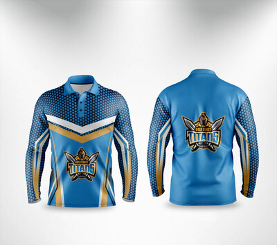 Titans Long Sleeve #1
