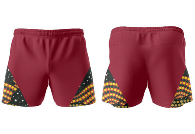 Brisbane Shorts #1