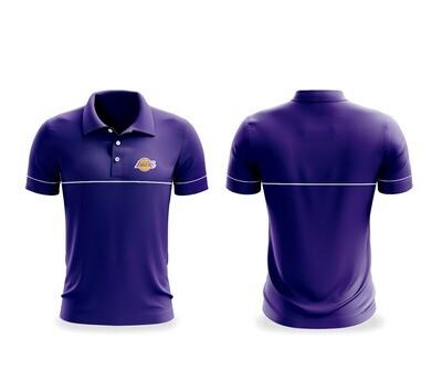 LA Lakers Polo #3