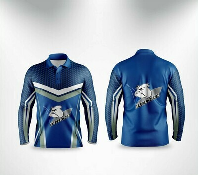 Bulldogs Long Sleeve #1