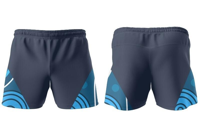 Blues Shorts #1