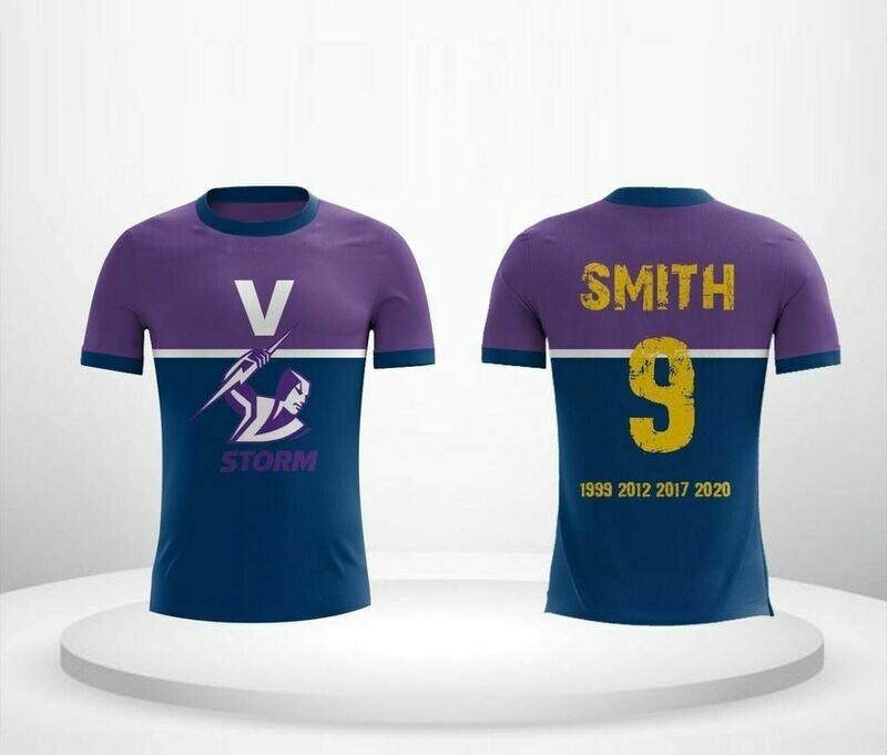 Storm Premiership Jersey