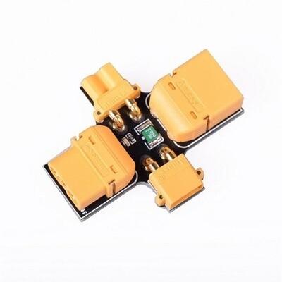 JHEMCU Smoke Stopper 1-6S Fuse Holder Test Short-circuit Protection