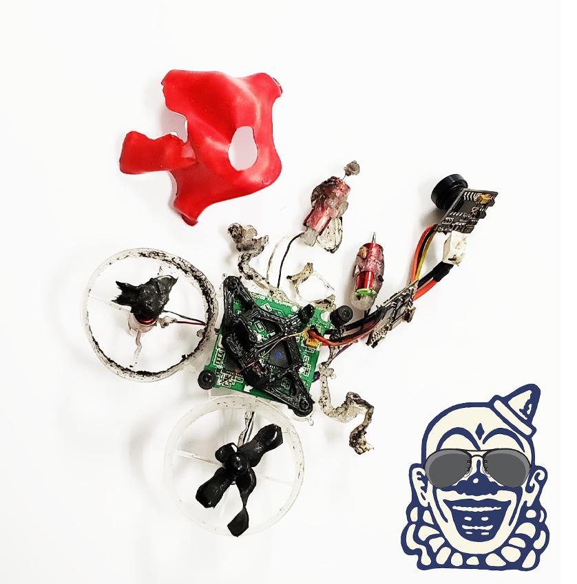 Limited Edition Pre-Rekt Drone