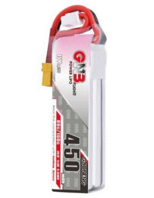 GNB 450 mAh HV 11.4v 3s battery