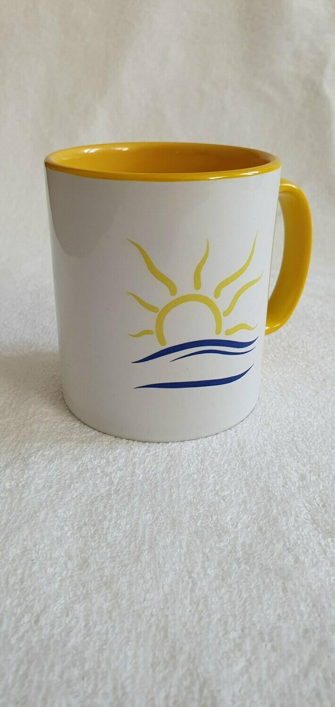 Naturist Symbol Mug
