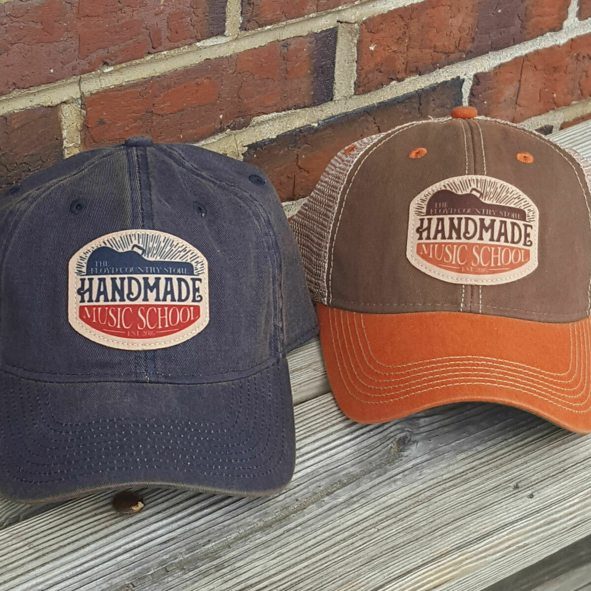Handmade Music School Hat