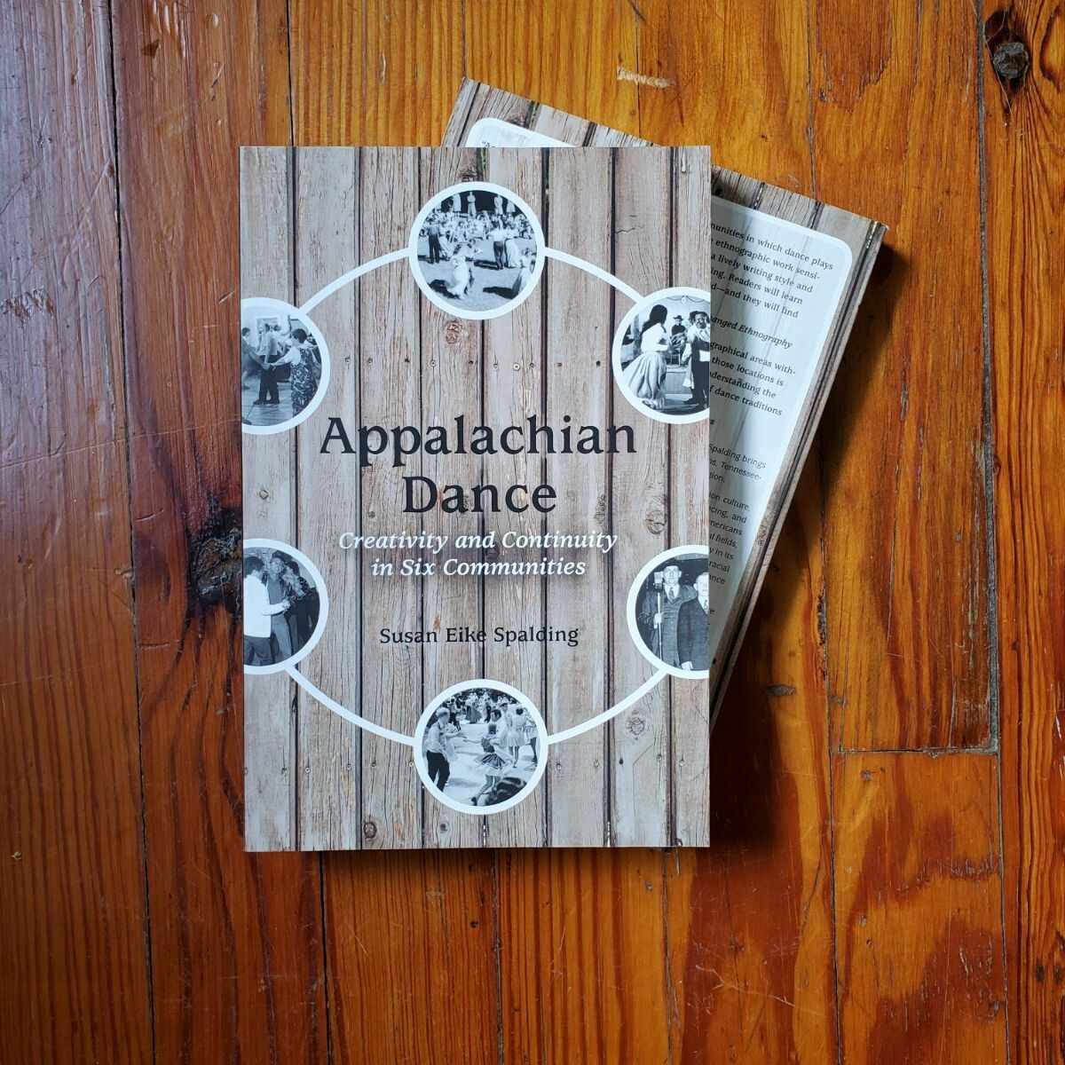 Appalachian Dance by: Susan Spalding