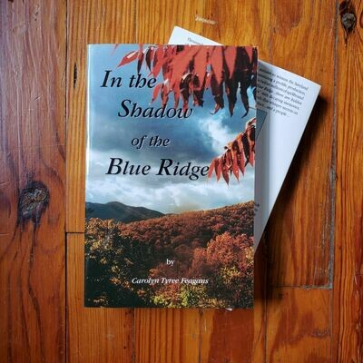 In The Shadow of the Blue Ridge by: Carolyn Tyree Feagans