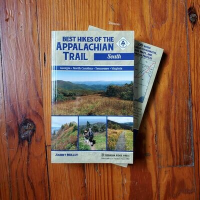 Best Hikes Appalachian Trail by: Johnny Molloy
