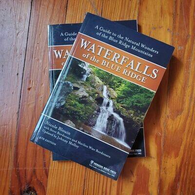 Waterfalls of the Blue Ridge by: Nicole Blouin