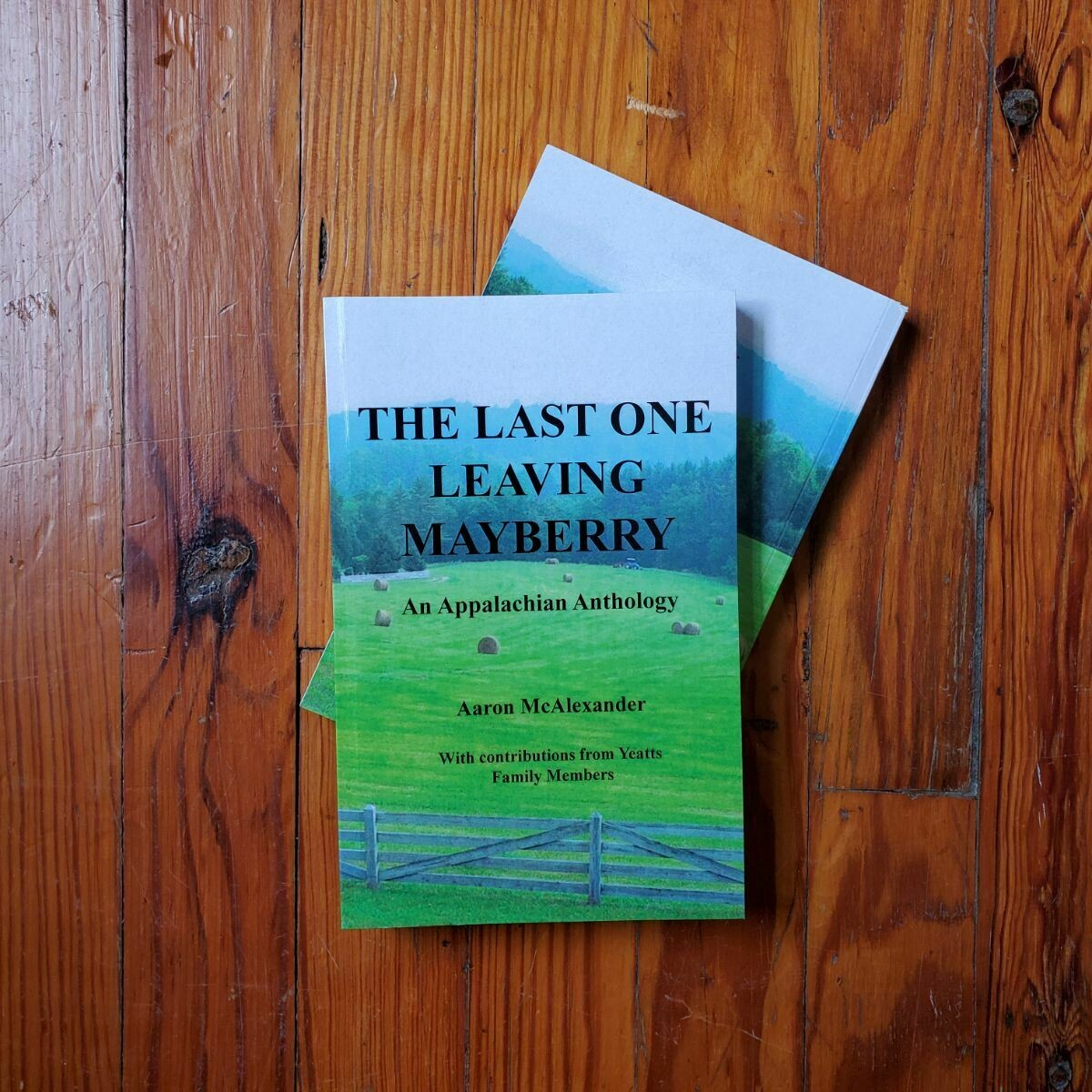 The Last One Leaving Mayberry by: Aaron McAlexander